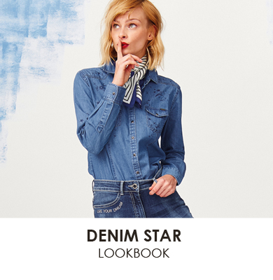 Woman Denim Star мал